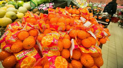 Adatos mandarinuose? Feisbuke dalijasi pasenusia informacija