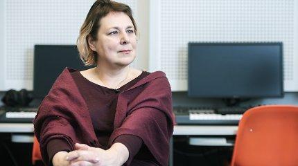 Nacionalinės premijos laureatė Z.Bružaitė: didelė mano kūrybos ir gyvenimo dalis išauga iš žaidimo
