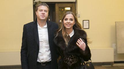 """Teismas oficialiai nutraukė Vaidos ir Rolando Skaisgirių santuoką: """"Išsiskyrėme draugiškai"""""""