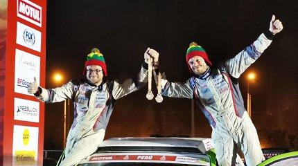 Dakaras baigėsi: po apdovanojimų ceremonijos lietuviai su medaliais grįžta į namus