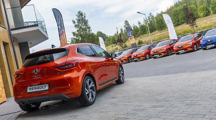 """Naujasis """"Renault Clio"""": miesto vikruolis, kurį mažyliu pavadinti jau būtų sunku"""