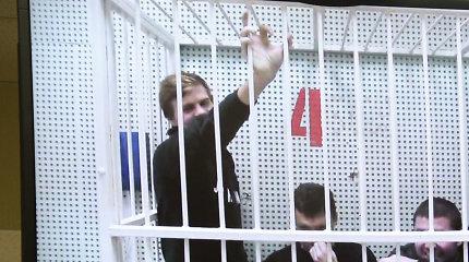"""Rusijos futbolo chuliganai šoke po atmestos apeliacijos: """"Tai tiesiog gėda"""""""