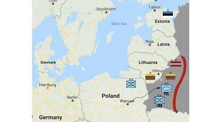 """Kibernetinė ataka prieš """"Kas vyksta Kaune"""": patalpinta žinia apie NATO planus pulti Baltarusiją"""