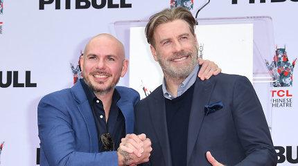 Pitbullio šukuosena tapo įkvėpimu: aktorius Johnas Travolta ryžosi kardinaliems pokyčiams
