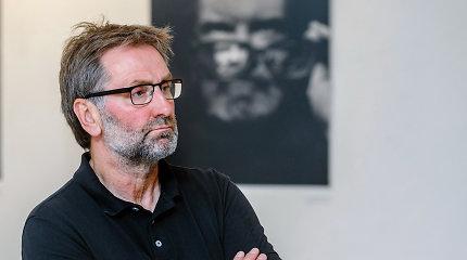 Skulptorius A.Bosas ir fotomenininkas R.Treigys – Klaipėdos kultūros magistrai