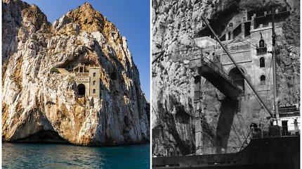 Italijos pakrantėje – neįprastas uostas, vadintas inžinerijos stebuklu