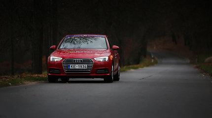 """2015 m. """"Audi A4"""""""