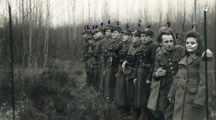 Virtuali LYA paroda: moterys Lietuvos partizaniniame kare 1944-1953 m.