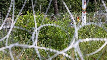 Dėl Baltarusijos pareigūnų įžengimo į Lietuvą pradėtas ikiteisminis tyrimas