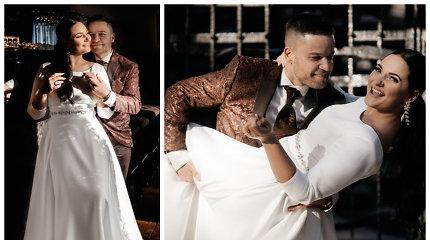 Su mylimuoju susituokė muzikiniuose projektuose išgarsėjusi atlikėja Elvina Milkauskaitė