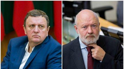 V.Gailius pasitraukė iš Antikorupcijos komisijos vadovų, jį pakeisti tikisi E.Gentvilas