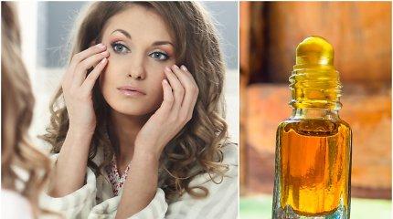 Kamparo aliejus – natūralus grožio eliksyras, padedantis kovoti su akne, spuogų paliktais randais ir odos senėjimu