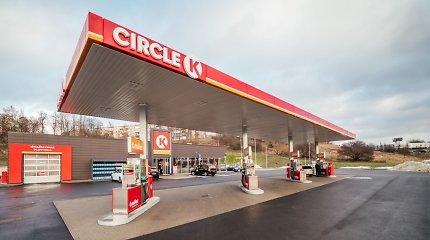 """Pernai uždirbtą pelną """"Circle K"""" skirs investicijoms"""