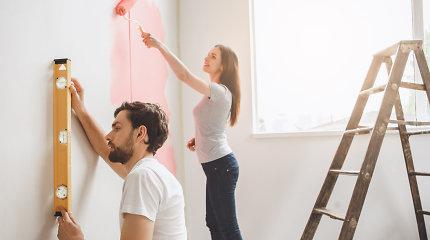 Nusprendėte savarankiškai įsirengti būstą? 4 dažniausios klaidos – interjero dizainerė pataria, kaip jų išvengti
