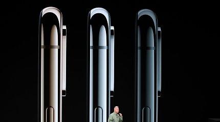 """Pradedami išankstiniai naujųjų """"iPhone"""" užsakymai, skelbiamos kainos"""