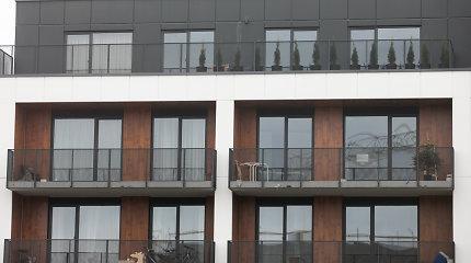 """""""Hanner"""": rugsėjį Vilniuje parduota mažiausiai butų nuo 2020-ųjų pirmo pusmečio"""