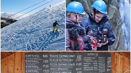 Škliarska Poremba – Lenkijos kalnų kurortas, nuviliojantis poilsiautojus iš Zakopanės