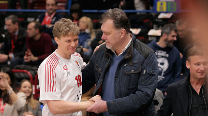 """Į """"Žalgirį"""" kviečiamas Mindaugas Kuzminskas sulaukė dar kelių įdomių skambučių"""