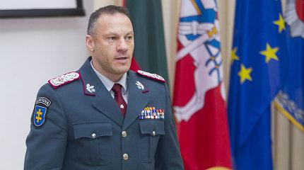 Kadenciją baigęs policijos vadovas L.Pernavas atašė JK darbą tikisi pradėti antradienį