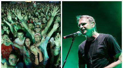 """Festivalyje """"Granatos Live"""" – Marijono ir publikos euforija"""