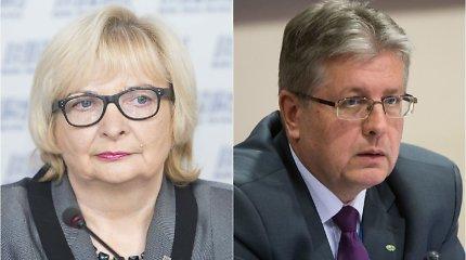 Neišskiriamieji: buvę viceministrai G.Kazakevičius ir M.Bilotienė vėl bendradarbiai UPC