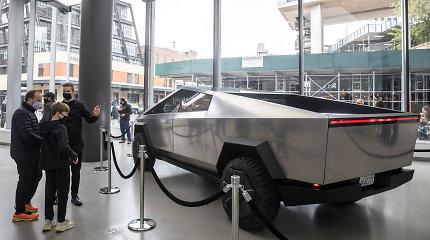 """""""Tesla"""" oficialiai užpatentavo savo pašėlusią valytuvų idėją"""