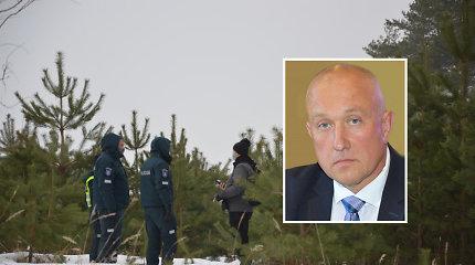 Prokuratūra: Utenos r. savivaldybės administracijos direktoriaus mirtis – ne žmogžudystė