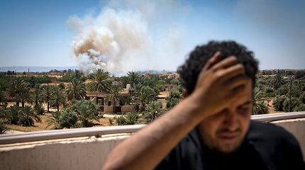 Kokį vaidmenį iš naujo liepsnojančiame Libijos pilietiniame kare vaidina Rusija?