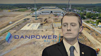 """""""Danpower"""" komercinį pasiūlymą ministras naudojo spausdamas """"Lietuvos energiją"""""""