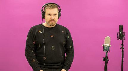 """""""Eurovizijos"""" ekspertas: Deivydas Zvonkus pademonstravo stulbinančias žinias"""