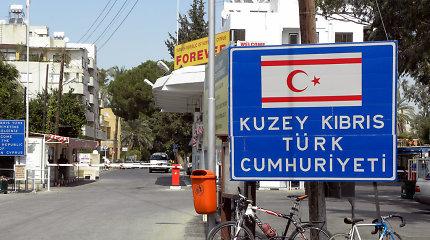 Kipro turkai dėl salos šiaurėje nugriaudėjusio sprogimo kaltina Sirijos raketą