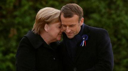Vokietija ir Prancūzija pasirašys naują bendradarbiavimo sutartį
