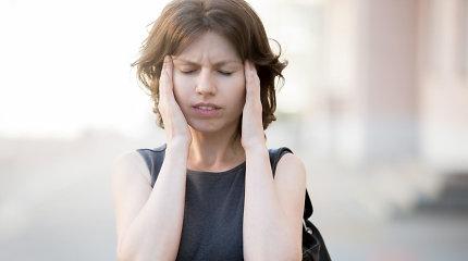 Kas nutinka, jei neleidžiate savo smegenims pailsėti