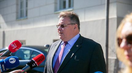 L.Linkevičius: į ES stojančios Balkanų šalys turi laikytis bendros užsienio politikos