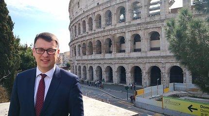 Italija atvėrė sienas, o Lietuvos ambasadorius įspėja apie socialinius ir turistinius iššūkius