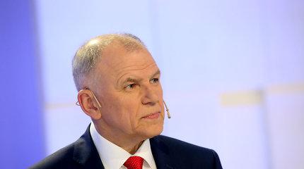 V.Andriukaitis: Lietuvai bus sunku ignoruoti EK pirmininkės poziciją dėl lyčių lygybės