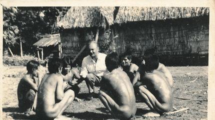 Iš blokados – į Amazonės džiungles: pirmoji Lietuvos Raudonojo Kryžiaus ekspedicija Pietų Amerikoje