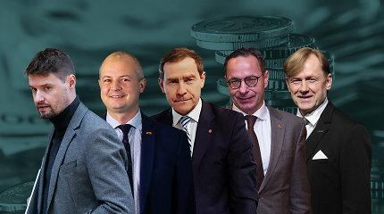 Kokie rinkimai be pinigų? Kandidatus remia stambūs verslininkai, konservatorius – T.Langaitis ir jo partneriai