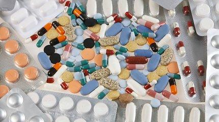 Vis daugiau žmonių tampa atsparūs antibiotikams