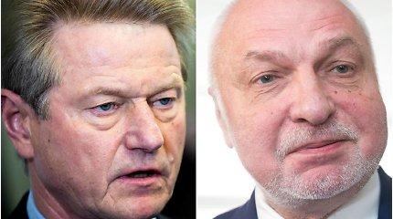 Be europarlamentaro mandato likęs V.Mazuronis grįš prie projektavimo, R.Paksas laižysis žaizdas