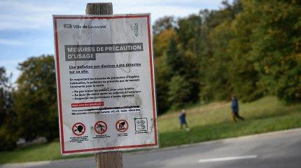 Lozanoje nerimaujama dėl šiukšlių deginimo įmonės paskleistų teršalų