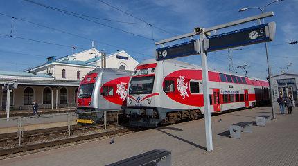 """""""Platformai"""" nutraukus veiklą – Lietuvos geležinkelių atsakas: pasigedo ir renginių šeimoms"""