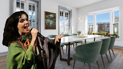 Björk parduoda penthauzą Niujorke: pažiūrėkite, kaip gyveno Islandijos megažvaigždė