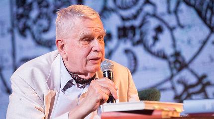 """T.Venclova: M.Ivaškevičius pjudomas ne tik dėl """"Žalių"""", bet ir dėl padorios pilietinės pozicijos"""