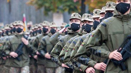 Besidomintys studijomis Lietuvos karo akademijoje jau gali dalyvauti atrankoje