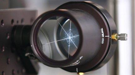 Fantastiška kamera: 10 trilijonų kadrų per sekundę, o mato tai, ko akimi pamatyti neįmanoma