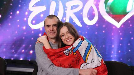 Ieva Zasimauskaitė ir Marius Kiltinavičius
