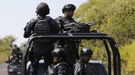 Meksika išdavė Jungtinėms Valstijoms Chalisko kartelio lyderio sūnų