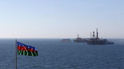 Penkios Kaspijos jūros valstybės pasirašė istorinį susitarimą