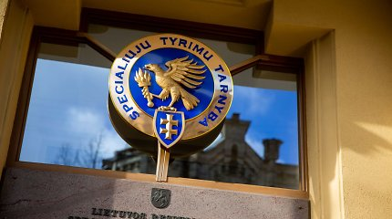 STT tiria galimą korupciją vykdant statybos darbus Klaipėdoje